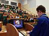 В День православной книги участники «Молодежного поезда» выступили в УрГЭУ-СИНХ