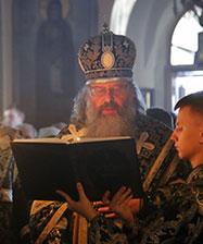 Митрополит Кирилл совершит богослужения Страстной седмицы в храмах уральской столицы