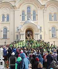 На празднование Дня святого Симеона в Верхотурье Екатеринбургская Епархия обеспечит бесплатный проезд для паломников