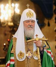 Патриарх Кирилл поздравил митрополита Кирилла с днем тезоименитства