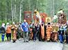 Казаки Свердловской области приняли участие в охране общественного порядка в «Царские дни»
