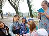 Подопечные православного приюта «Нечаянная радость» побывали на море