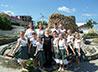 Детский ансамбль из уральской глубинки покорил международного зрителя
