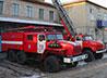 Митрополит Кирилл поздравил сотрудников 73-й пожарной части г. Красноуфимска с днем ее образования