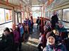 Все больше тагильчан становятся участниками проекта «Трамвай истории»