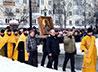 В Краснотурьинске совершили крестный ход с иконой Божией Матери «Знамение»