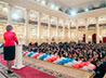 Уральские казаки приняли участие в работе IX съезда педагогов России
