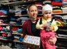 Йогурт и биолакт получили подопечные приюта «Мать и дитя»