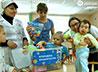 Еще одна «Коробка храбрости» появилась в медицинском учреждении Екатеринбурга