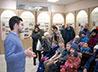 Ученики воскресной школы Храма-на Крови совершили паломничество в Царский монастырь