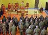 Один день из жизни штатного военного священника