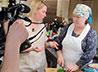 Постную кухню Успенского собора оценил «Утренний Экспресс»
