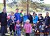 Православная молодежь трех благочиний провела выходной на природе