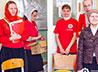 Сотрудники Православной службы милосердия продолжают славить Пасху