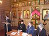 Сотрудники ИК-3 Краснотурьинска обсудили со священником проблему суицидов среди осужденных