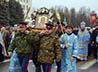 В г. Реж состоялся Крестный ход к памятному знаку в честь святителя Николая Чудотворца