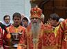 В Алапаевске прошли богослужения в память княгини Елизаветы и инокини Варвары