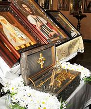 Мощи святой Елисаветы пребудут в Храме на Крови до 22 июля