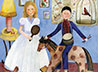 По заказу монастыря Святых Царственных Страстотерпцев издана книга о детях императора Николая II
