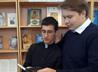 В духовной семинарии открылась книжная выставка о Пресвятой Богородице