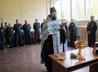 Священник Североуральского храма посетил местную пожарную часть