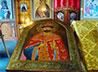 Богородице-Владимирскому храму пожертвовали икону Царя-Страстотерпца Николая II