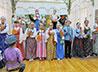Гимназисты поддержали театральную студию детей-инвалидов