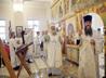 Митрополит Кирилл совершил чин освящения храма Пресвятой Троицы в п. Староуткинск