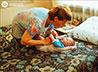 К Дню матери служба милосердия начинает серию публикаций о приюте «Нечаянная радость»