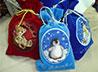 К Рождеству в Ново-Тихвинском женском монастыре вышивают Ангелов и пастушков