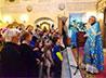 В воскресенье в храме Сергия Радонежского состоится литературная беседа для взрослых