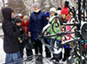 Дети из ансамбля «Пасхалия» посетили места памяти уральских новомучеников в Екатеринбурге