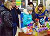 Благотворительная рождественская акция в ТРЦ «Райт» Нижнего Тагила получила продолжение
