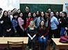Священник побеседовал со студентами Серова о даре материнства