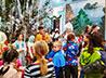 Спектакль о мудром сердце привезли детям п. Восточный воспитанники Ново-Тихвинской обители