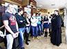 Старшеклассники Нижнего Тагила побывали на выставке «Молчаливая революция»