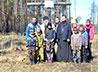 Участники походного клуба «СТЕП» высадили сосны в память о жертвах репрессий