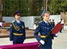 На Широкореченском мемориале приняли присягу молодые сотрудники УИС