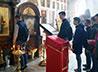 Первоуральские студенты отправились в паломничество на Афон