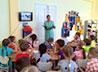 К празднику «Белый Цветок» в детских садах Нижнего Тагила провели серию встреч