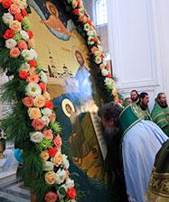 Праздничные архиерейские богослужения пройдут в Верхотурье в День памяти святого праведного Симеона
