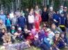 На Некрасовских озерах прошли сборы юных разведчиков