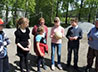 Воспитанники школы «Илиотропион» встретили каникулы на берегу пруда