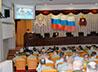 Духовник штаба УрО ВНГ России поздравил военнослужащих с днем небесного покровителя