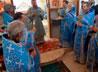 Первую Литургию отслужили в новом храме Новоуральска