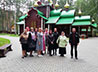 Члены семей погибших сотрудников ГУ МВД России по Свердловской области посетили монастырь на Ганиной Яме