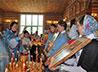 В храме Владимирской иконы Божией Матери на одного алтарника стало больше