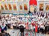 Зареченцы отметили свой престольный праздник фестивалем хорового искусства