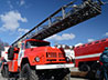 В пожарной части города Красноуфимска в день ее образования совершили молебен