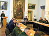 Протоиерей Владимир Кисяков принял участие в учебно-методическом сборе в Доме офицеров ЦВО